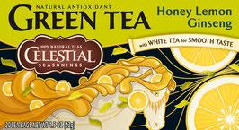 Green Tea Honey Lemon Ginseng