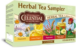 Herbal Tea Sampler - Celestial Seasoning
