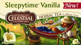 Sleepytime Vanilla - Celestial Seasoning