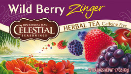 Wild Berry Zinger - Celestial Seasoning