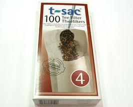 Kannenfilter t-sac Gr.4