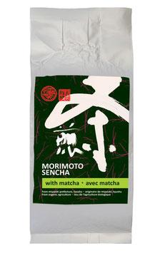 Morimoto Sencha + Matcha Tee 100 g