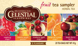 Fruit Tea Sampler - Celestial Seasoning