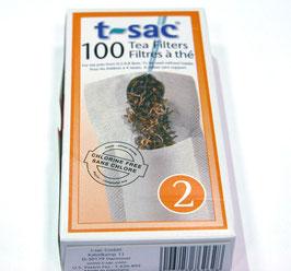 Kannenfilter t-sac Gr. 2