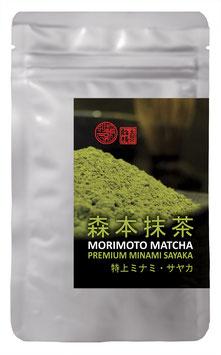 Morimoto Matcha Premium Minami Sayaka