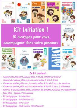 KIT FORMATION: INITIATION PHILO POUR ENFANTS 1