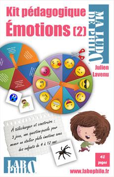 Kit pédagogique Émotions (2)