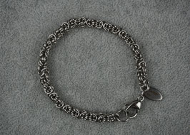"""Armband """"Chainmaille Byzantine 2"""" 5mm"""