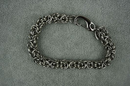 """Armband """"Chainmaille Byzantine 2"""" 7,5 mm"""