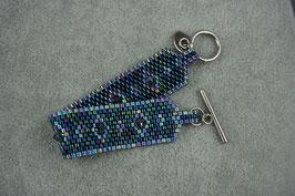"Armband ""Elfenprinzessin Blau"""