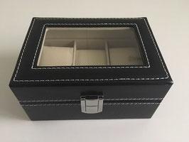3-er Uhrenbox