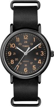 TIMEX Weekender Trend schwarz
