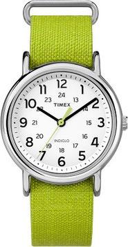TIMEX Weekender Rip-Stop grün