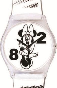 Disney Wrist Art - Minnie White