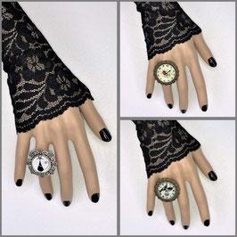 Ring, größenverstellbar, verschiedene Varianten zur Auswahl