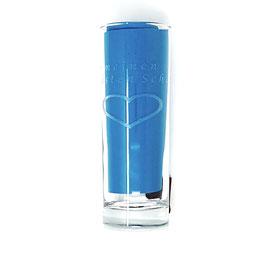 Trink-Glas mit Gravur