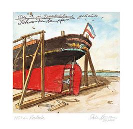 1851 in Rostock