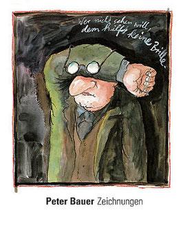 Peter Bauer Zeichnungen