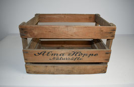 """Alma Hoppe"" Getränkekiste"
