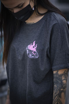 BDGS – Shirt Grey UNISEX