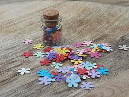 Flesje confetti