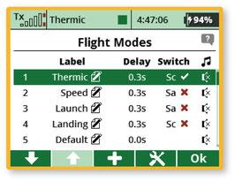 フライトモード拡張