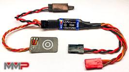 電子スイッチ付き 電流電圧センサー