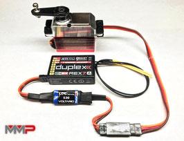 スマートヒューズ付き 電流電圧センサー