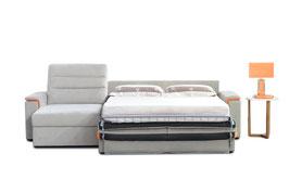 Divano letto chaise longue contenitore |  PROMOZIONE