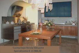 Super Sconto: VALCUCINE  Cucina Ricicla