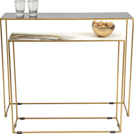 Kare Design Set Consolle Charme