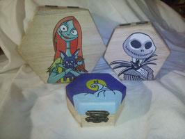 Conjunto de cajas Pesadilla antes de Navidad
