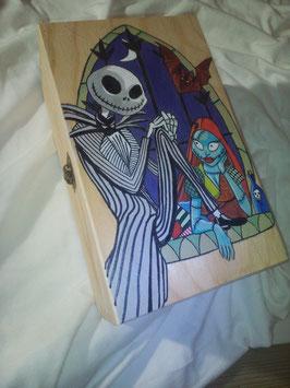 Caja Jack y Sally pequeña