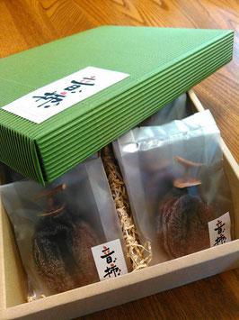 ☆☆一番人気☆☆ 音柿 秀品Lサイズ12個入り【12月中旬以降からのお届け予定】