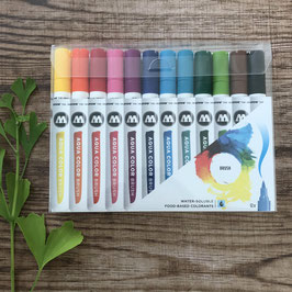 Molotow Aqua Color Brush - Set