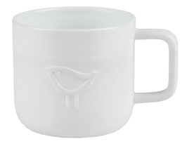 KIDS Porzellan-Service Tasse Vogel