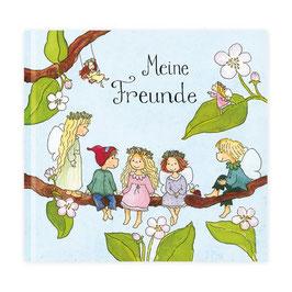 Freundebuch Elfen