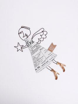 Fliegender Engel versch. Ausführungen