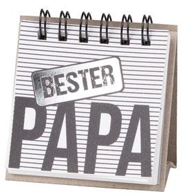"""Kleine Botschaften """"bester Papa"""""""