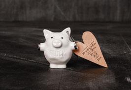 Mini Schwein verschiedene Ausführungen