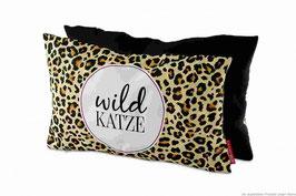 """Kissen für dich 25x40cm """"Wildkatze"""""""