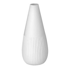 """Vase klein """"senkrechte Linien"""" 5x13cm"""