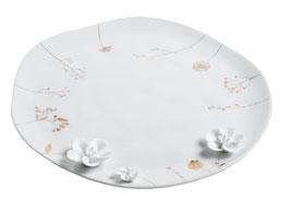 "Porzellangeschichten Teller ""Blumenwiese"""