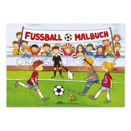 "Malbuch ""Fußball"""