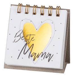 """Kleine Botschaften """"Beste Mama"""""""