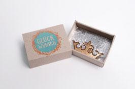 """kleine Wunschbox """"Glückwunsch"""""""