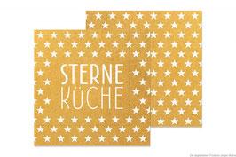 """Serviette """"Sterneküche"""" 20St."""