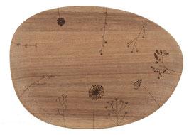Wunderland Tablett Blumenwiese