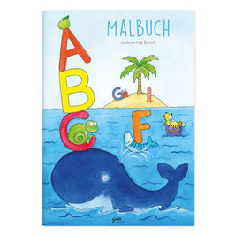 "Malbuch ""ABC"""