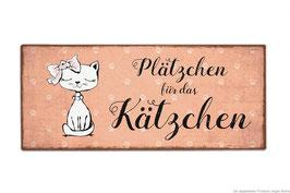 """Schild """"Kätzchen"""""""